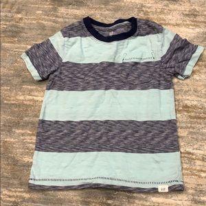 GAP Striped Short Sleeve